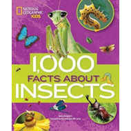 1000 Facts About Insects (BOK)