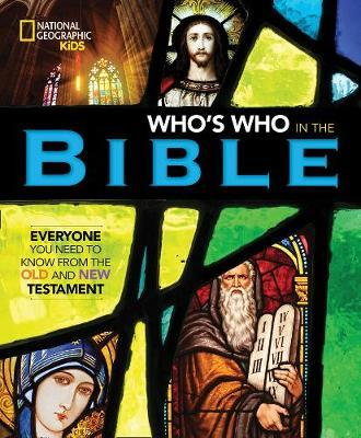 Who's Who in the Bible (BOK)