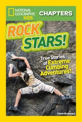 National Geographic Kids Chapters: Rock Stars! (BOK)