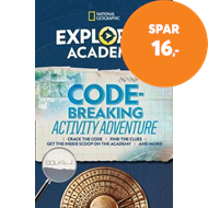 Produktbilde for Explorer Academy Codebreaking Adventure 1 (BOK)