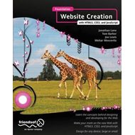 Foundation Website Creation with HTML5, CSS3, and JavaScript (BOK)