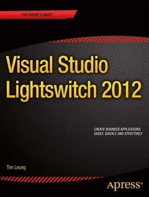 Visual Studio Lightswitch 2012 (BOK)