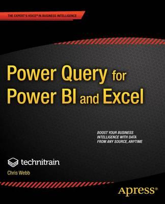 Power Query for Power BI and Excel (BOK)
