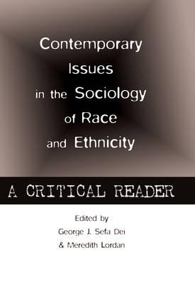 Contemporary Issues in the Sociology of Race and Ethnicity (BOK)