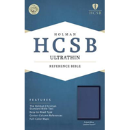 Ultrathin Reference Bible-HCSB (BOK)