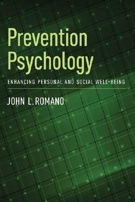 Prevention Psychology (BOK)