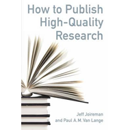 How to Publish High-Quality Research (BOK)