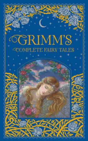 Grimm's Complete Fairy Tales (Barnes & Noble Collectible Cla (BOK)
