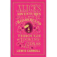 Produktbilde for Alice's Adventures in Wonderland and Through the Looking-Gla (BOK)