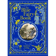 Produktbilde for The Blue Fairy Book (Barnes & Noble Children's Leatherbound Classics) (BOK)