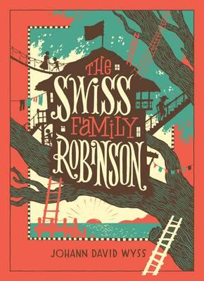 Swiss Family Robinson (Barnes & Noble Children's Leatherboun (BOK)