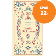 Produktbilde for Selected Poems of Emily Dickinson (Barnes & Noble Collectible Classics: Pocket Edition) (BOK)