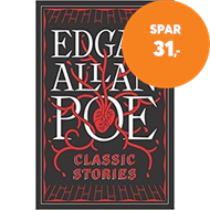 Produktbilde for Edgar Allen Poe - Classic Stories (BOK)
