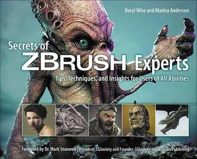 Secrets of Zbrush Experts (BOK)
