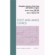 Complex Injuries of the Foot and Ankle in Sport, An Issue of (BOK)