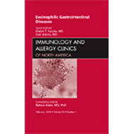 Eosinophilic Gastrointestinal Diseases, An Issue of Immunolo (BOK)