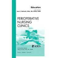 Education, An Issue of Perioperative Nursing Clinics (BOK)