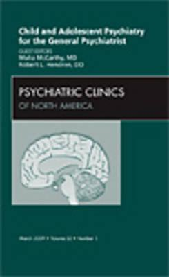 Child and Adolescent Psychiatry for the General Psychiatrist (BOK)