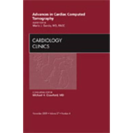 Advances in Cardiac Computed Tomography,  An Issue of Cardio (BOK)