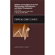 Sedation and Analgesia in the ICU: Pharmacology, Protocoliza (BOK)