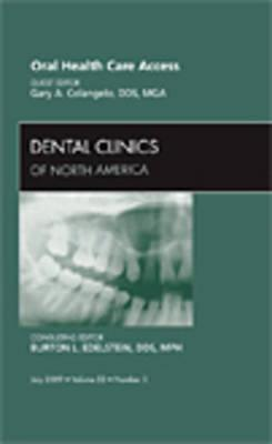 Oral Health Care Access, An Issue of Dental Clinics (BOK)