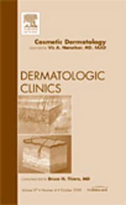 Cosmetic Dermatology, An Issue of Dermatologic Clinics (BOK)