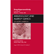 Drug Hypersensitivity, An Issue of Immunology and Allergy Cl (BOK)