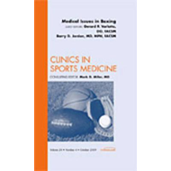 Medical Issues in Boxing, An Issue of Clinics in Sports Medi (BOK)