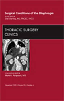 Surgical Conditions of the Diaphragm, An Issue of Thoracic S (BOK)