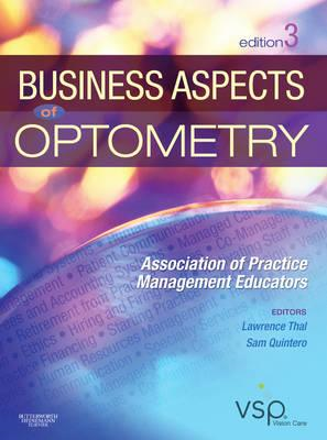 Business Aspects of Optometry (BOK)