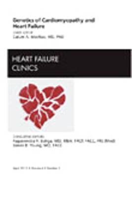Genetics of Cardiomyopathy and Heart Failure, An Issue of He (BOK)