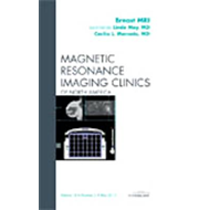Breast MRI, An Issue of Magnetic Resonance Imaging Clinics (BOK)