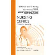 Uniformed Services Nursing, An Issue of Nursing Clinics (BOK)