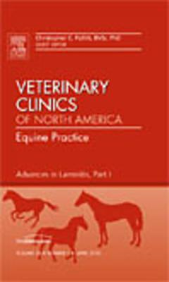 Advances in Laminitis, Part I, An Issue of Veterinary Clinic (BOK)