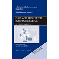 Adolescent Substance Use Disorders, An Issue of Child and Ad (BOK)