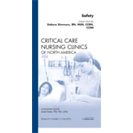 Safety, An Issue of Critical Care Nursing Clinics (BOK)