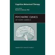 Cognitive Behavioral Therapy, An Issue of Psychiatric Clinic (BOK)