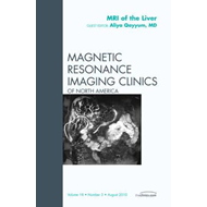 MRI of the Liver, An Issue of Magnetic Resonance Imaging Cli (BOK)