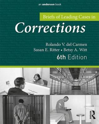 Briefs of Leading Cases in Corrections (BOK)