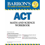 ACT Math and Science Workbook (BOK)