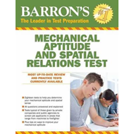 Barron's Mechanical Aptitude and Spatial Relations Test, 3rd (BOK)