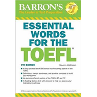 Essential Words for the TOEFL, 7th Edition (BOK)