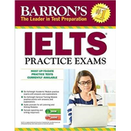 IELTS Practice Exams with MP3 CD (BOK)