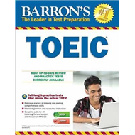 Barron's TOEIC with MP3 CD (BOK)