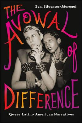 Avowal of Difference (BOK)
