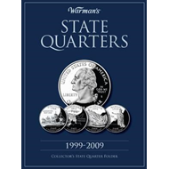 State Quarter 1999-2009 Collector's Folder (BOK)