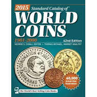 2015 Standard Catalog of World Coins 1901-2000 (BOK)