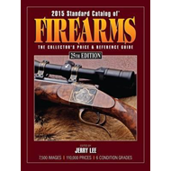 2015 Standard Catalog of Firearms (BOK)