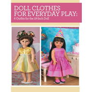Doll Clothes for Everyday Play (BOK)