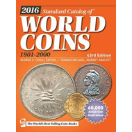 2016 Standard Catalog of World Coins 1901-2000 (BOK)